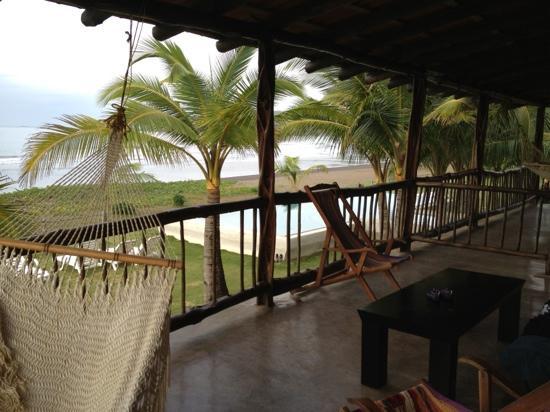 El Sitio Playa Venao: balcony