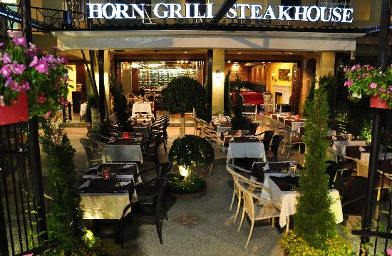 Horn Grill Steak and seafood