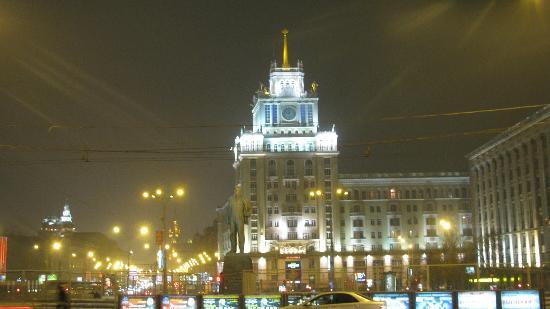 Peking Hotel : la torre dell'Hotel
