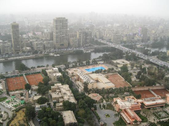 Cairo Tower: ...