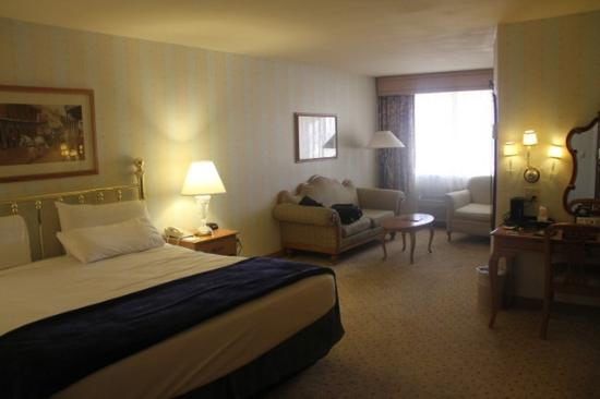 The Orleans Hotel & Casino: standart room