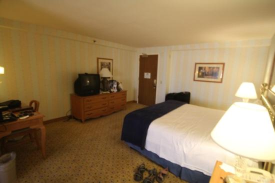 The Orleans Hotel & Casino: standart rooms