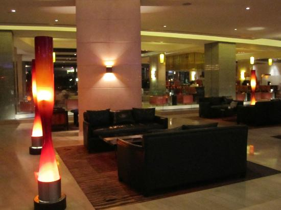 Fairmont Towers Heliopolis: bar