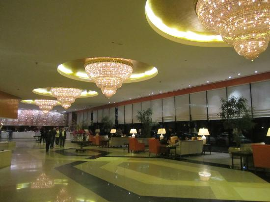 Heliopolis Towers Hotel: hall