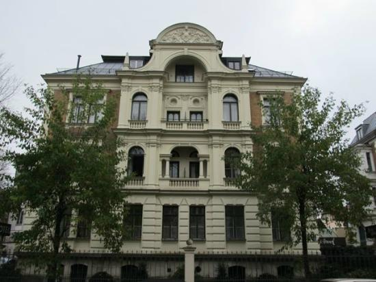 Hotel Uhland: Hotel's exterior