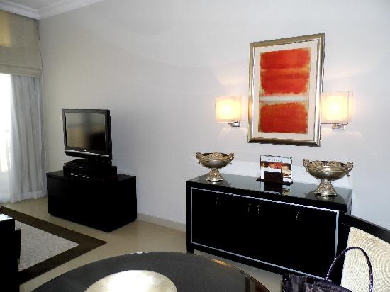 Gloria Hotel Dubai: suit