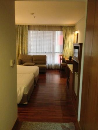 Bandara Suites Silom, Bangkok: 部屋