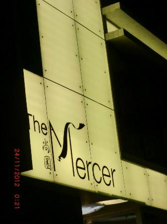 The Mercer Hong Kong: Hotel