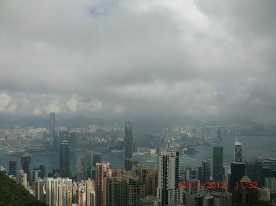 Citadines Mercer Hong Kong: View from the Peak