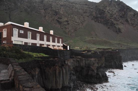 hotel en el hierro: