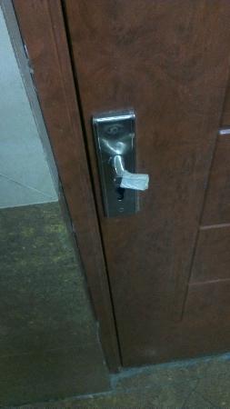 Ezdan Hotel: Public Toilet GF T1