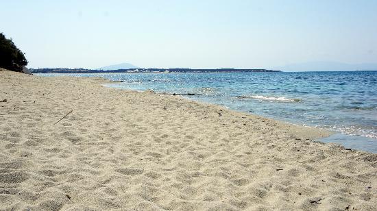 ريزورت سامرلاند هوايدايز ريزورت: vue plage privé hotel 