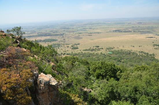 Intaba Thulile: View from Mountain top