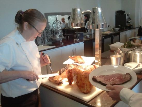 Andaz Savannah: Thanksgiving Turkey with Chef Lauren