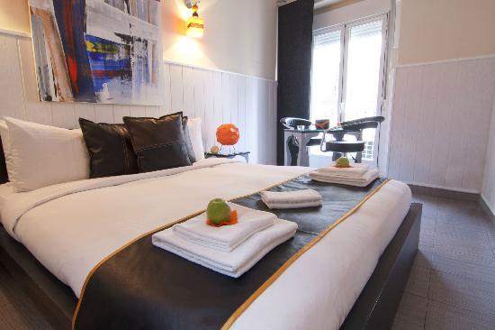 Hostal Oxum: habitacion