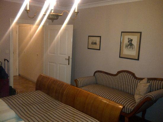 Hotel & Restaurant Schlosswirt zu Anif: Zimmer
