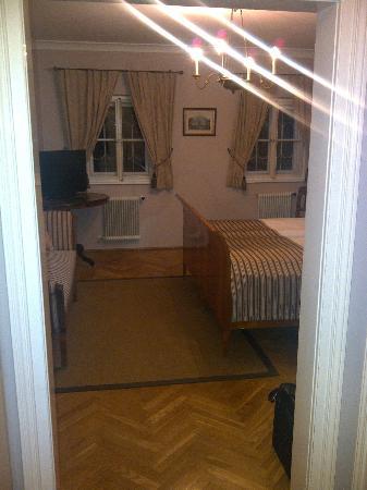 Schlosswirt zu Anif: Zimmer