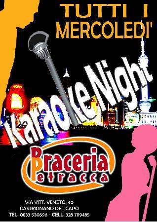 Braceria Petracca : per passare una serata diversa e divertente....