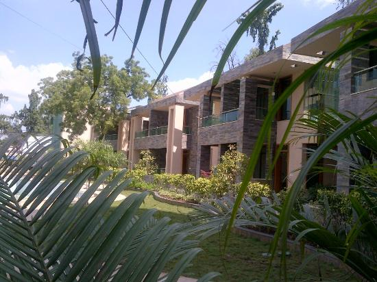 Boulevard 9 Luxury Resort & Spa : cottages