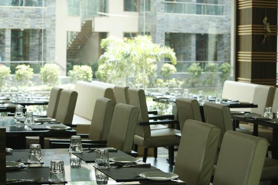 Boulevard 9 Luxury Resort & Spa : restaurant