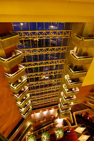 Hyatt Regency Cambridge, Overlooking Boston: Hyatt Regency Cambridge #3