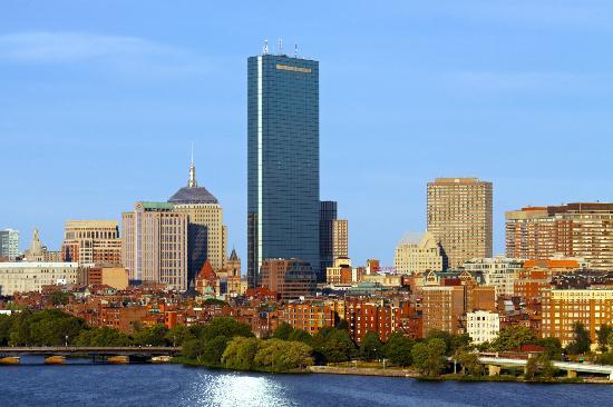 Hyatt Regency Cambridge, Overlooking Boston: Hyatt Regency Cambridge #5
