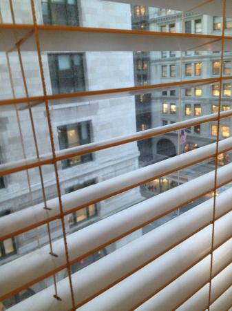 Hotel 373 Fifth Avenue: View from room 703