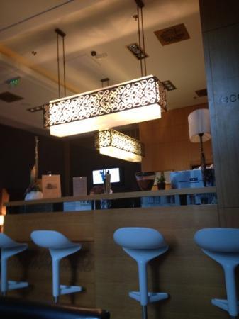 Marmara Hotel Budapest: bar
