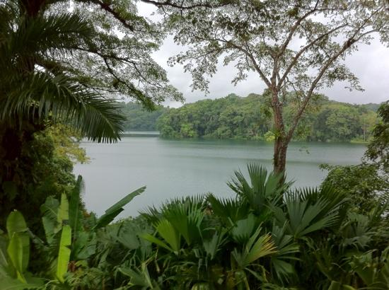 Melia Panama Canal: view on gatun lake