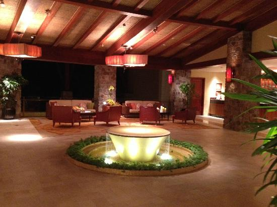 Four Seasons Resort Costa Rica at Peninsula Papagayo: Lobby and Reception