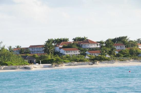 COMO Parrot Cay, Turks and Caicos : View of the rooms