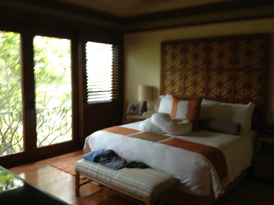 Four Seasons Resort Costa Rica at Peninsula Papagayo: Canopy Suite bedroom