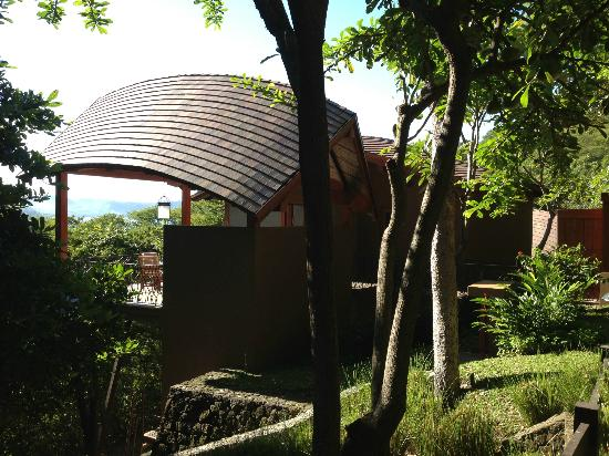 Four Seasons Resort Costa Rica at Peninsula Papagayo: Our Canopy Suite on Calle de Jaguar