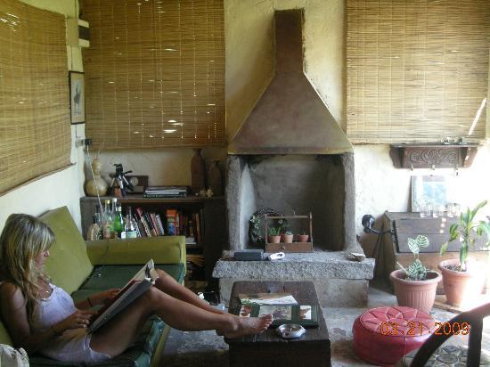 Bouland Uruguay : vista del interior