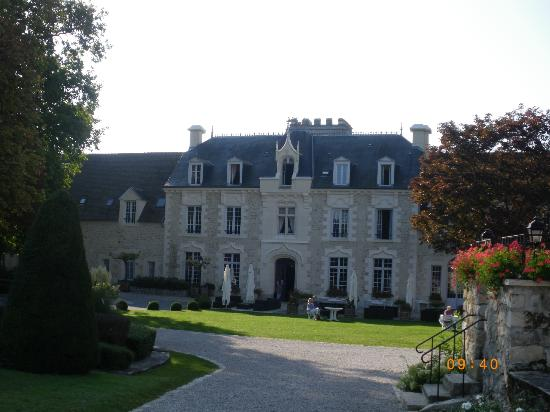 Chateau de Fere: The hotel