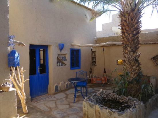 Chez Youssef: le patio