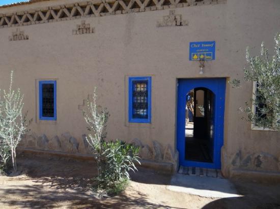 Chez Youssef: la maison d'hôtes
