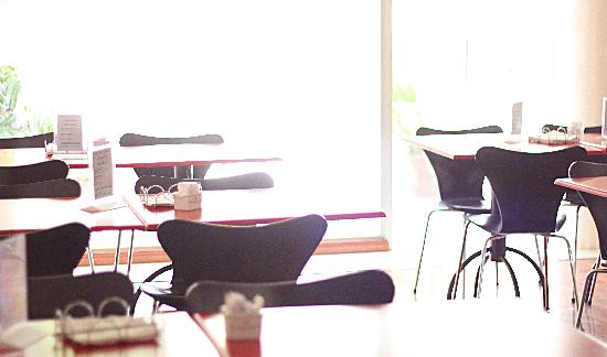 Tango Lodge: Cafeteria