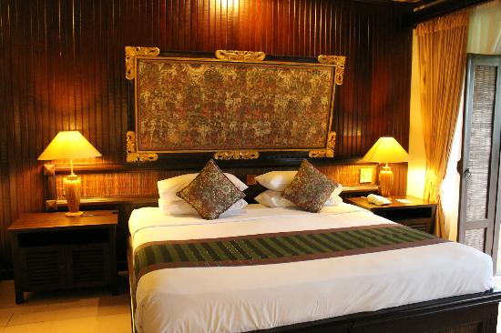Hotel Tjampuhan & Spa: Gunung 1