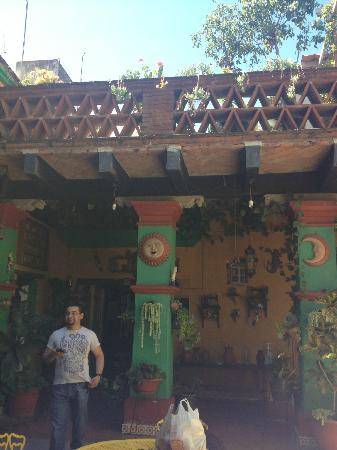 La Casa de los Abuelos: Patio