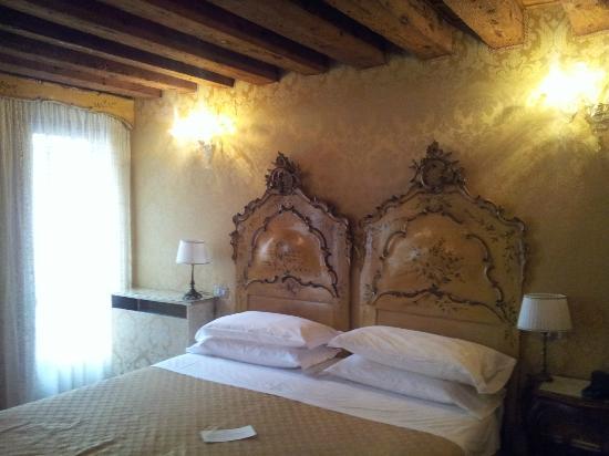 Hotel Palazzo Abadessa: Room 19
