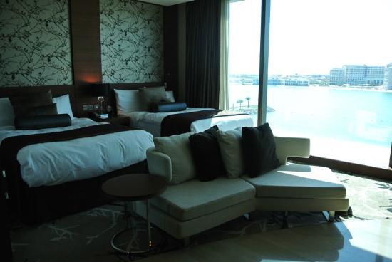 Fairmont Bab Al Bahr: Standard værelse med udsigt