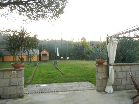 Casale Antonietta: esterno del casale