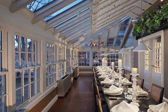 Lord Jeffery Inn: Private Dining Room