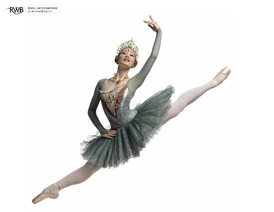 Royal Winnipeg Ballet: Sophia Lee in Nutcracker