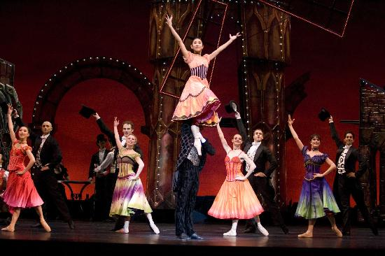 Royal Winnipeg Ballet : The RWB Company in Moulin Rouge® - The Ballet