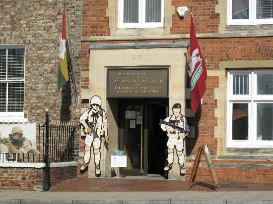 The Royal Dragoon Guards Museum York Tripadvisor
