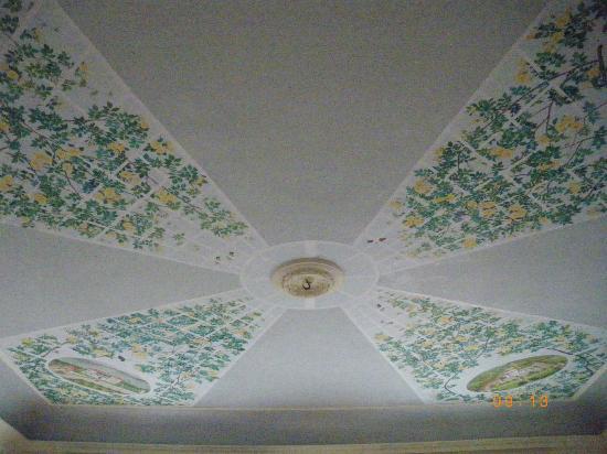 Palazzo Alfani al David : Ceiling