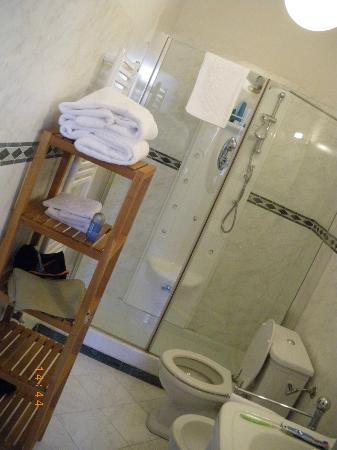 Palazzo Alfani al David: One bathroom