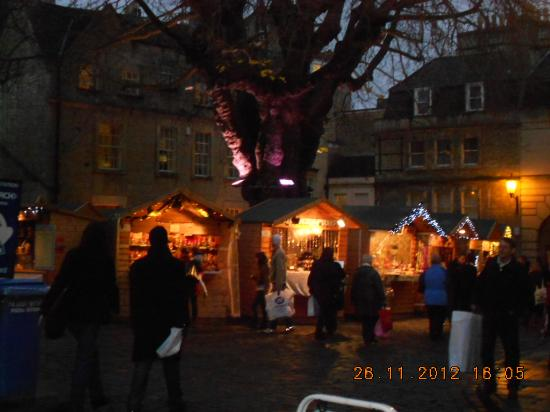 The Henry Guest House: Xmas market